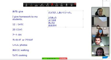 Online Japanese Private Lesson via Zoom | Auckland Japanese